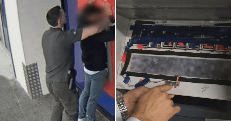 Student masterminds elaborate ATM skimming plot, steals $60K before