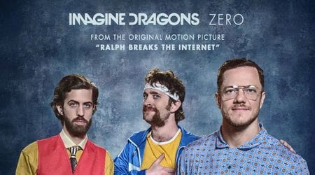 Imagine Dragons drops catchy soundtrack 'Zero' from Disney's 'Ralph Breaks the Internet'