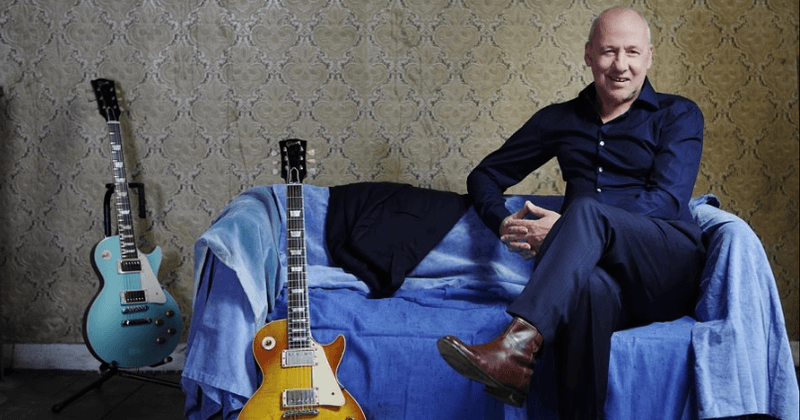 Mark Knopfler announces ninth solo album 'Down The Road Wherever'