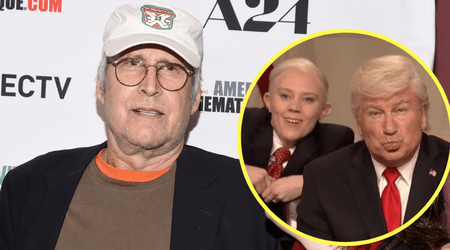 Chevy Chase throws some serious shade at current SNL comedians: 'Worst f*cking humor in the world'