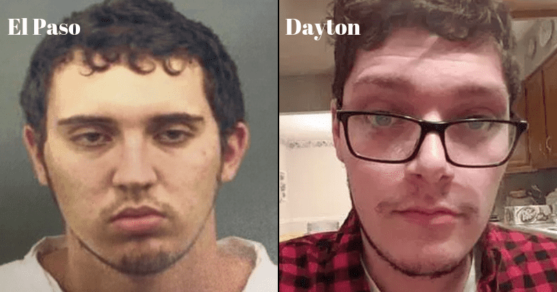 Image result for Dayton and El Paso shooters