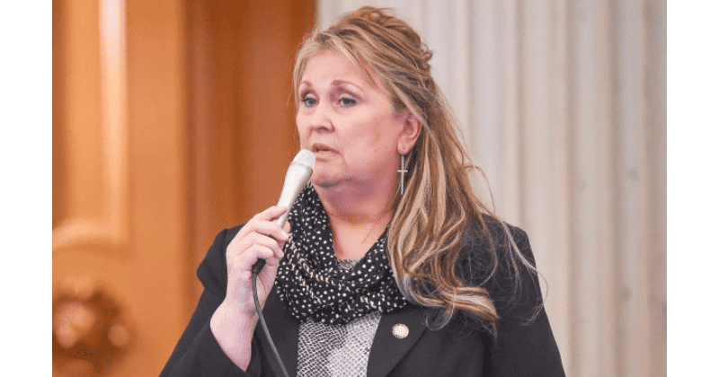 GOP Ohio Rep  Candice Keller blames recent mass shootings on 'drag