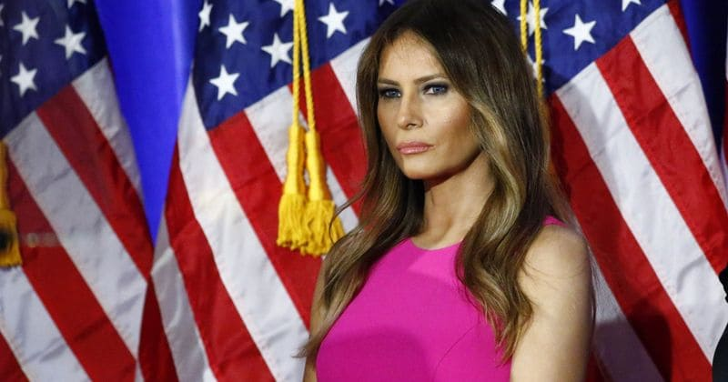 Melania Trump: 5 Reasons Why We Think FLOTUS Should be Every Girl's Fashion Icon