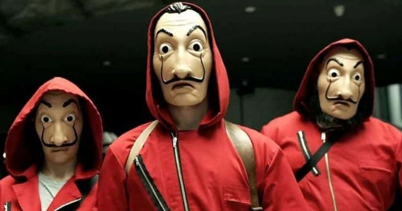 Money Heist' aka 'La Casa de Papel' part 4: Release date