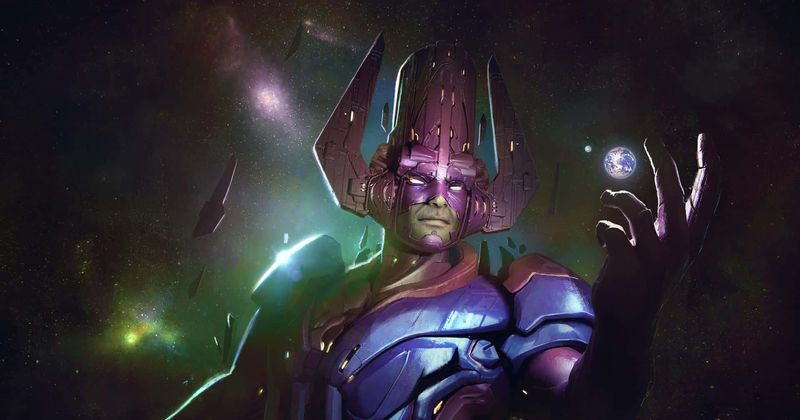Time right for Marvel to introduce planet-eating Galactus as