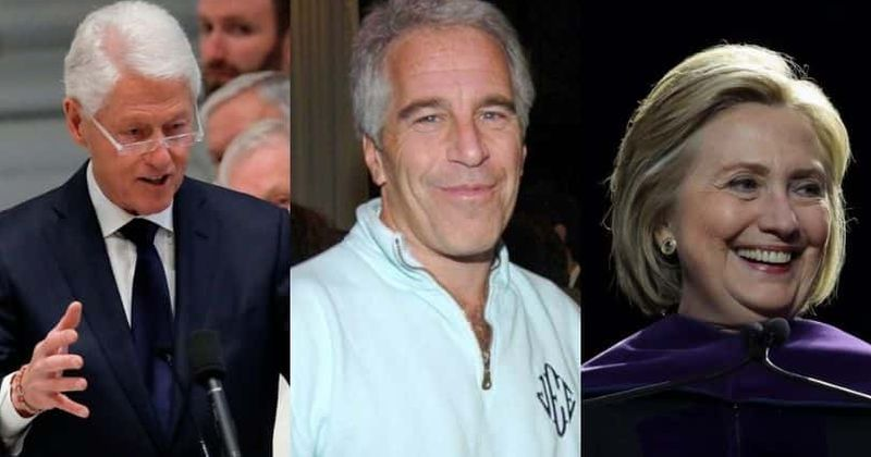 Epstein's death being linked to Bill and Hillary as old 'Clinton body count' conspiracy theory resurfaces