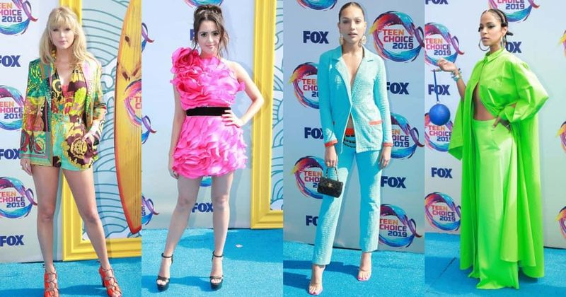 Teen Choice Awards 2019 best dressed celebrities from Taylor Swift