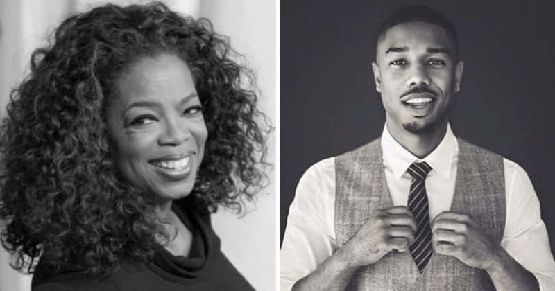 Oprah Winfrey and Michael B. Jordan say OWN series 'David Makes Man' was the 'best pitch' they ever heard