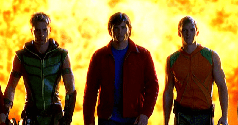 Smallville's Justice League could make 'Crisis on Infinite Earths' the biggest TV crossover ever; if The CW manages to bring them in
