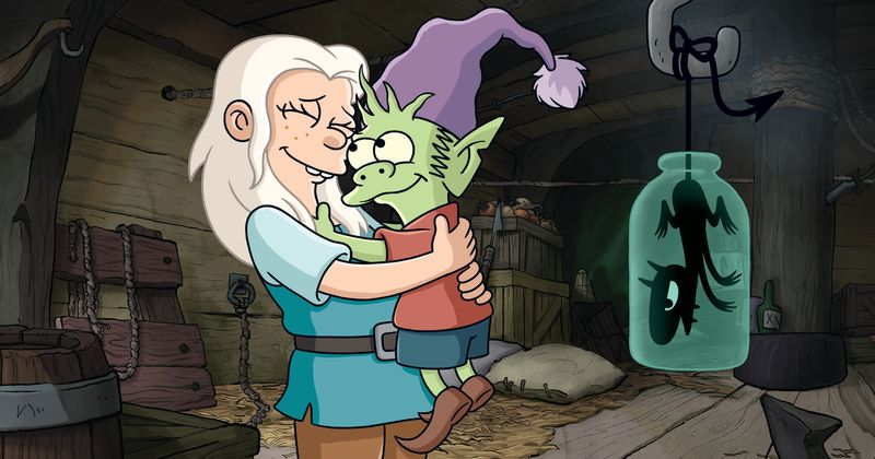 'Disenchantment' Season 1 Part 2: Elfo's origins and mermaid hints could hold key to next season