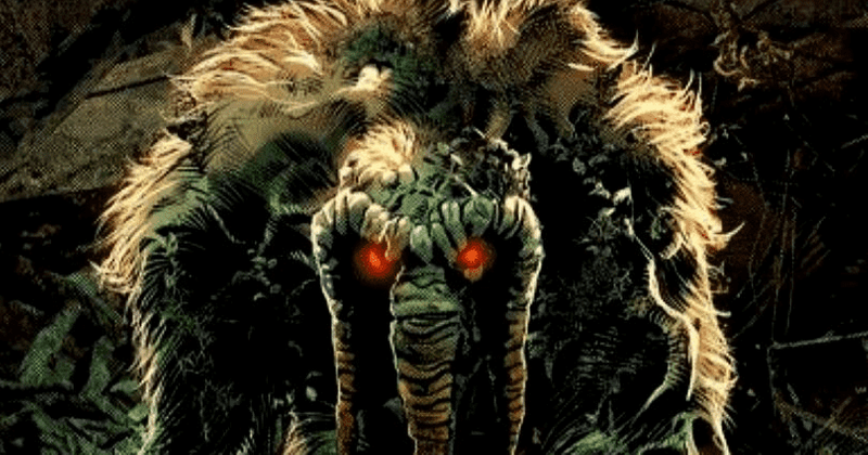 Before DC's Swamp Thing there was Marvel's Man-Thing and he may enter the MCU through 'Adventure into Fear'