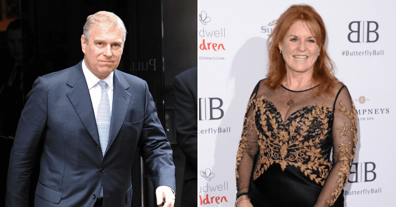 Sarah Ferguson wants to be Prince Andrew's 'shoulder to cry on' following Epstein scandal as rumors of their reunion fly