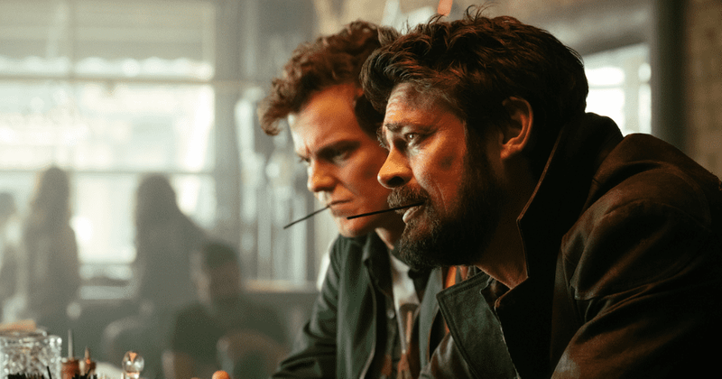 AMC's 'Preacher' and Amazon's 'The Boys' crown Garth Ennis as the king of macabre, oddball TV