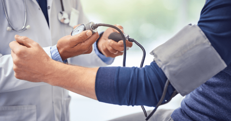 High blood pressure in young people could lead to poor brain health in later years