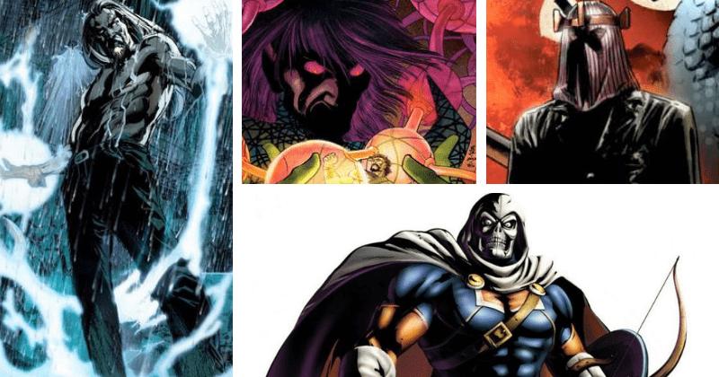 MCU Phase 4 villains: Baron Zemo, Taskmaster, Mandarin, Nightmare and more set to terrorize the world