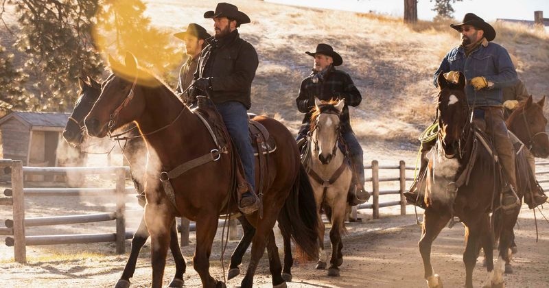 'Yellowstone' season 2 episode 9: Jimmy gets revenge for his father's death and the boys on the ranch prove they have each other's back