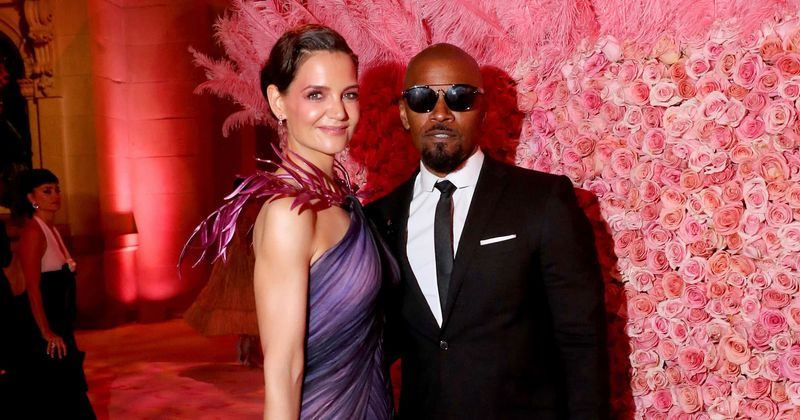 Katie Holmes dumped 'disrespectful' Jamie Foxx because of his trysts with other women and his incessant partying