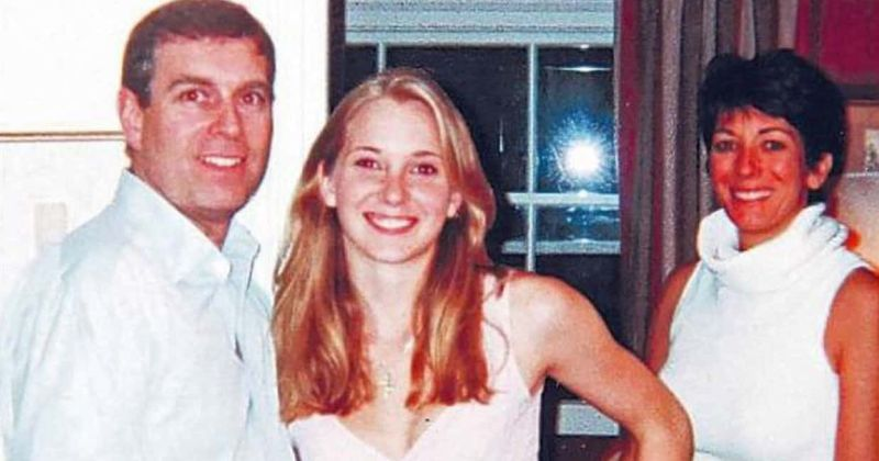 Prince Andrew shared private jet with Epstein's underage 'sex slave' Virginia Roberts twice, claims pilot