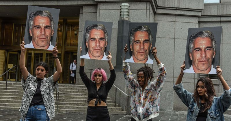 Epstein raped 18-year-old while on work release from jail as a sheriff's deputy stood guard outside: Lawsuit