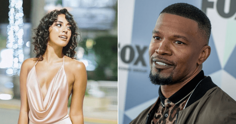Jamie Foxx confirms Sela Vave has moved into his mansion after Katie Holmes split: 'I'm just trying to help her with her music career'