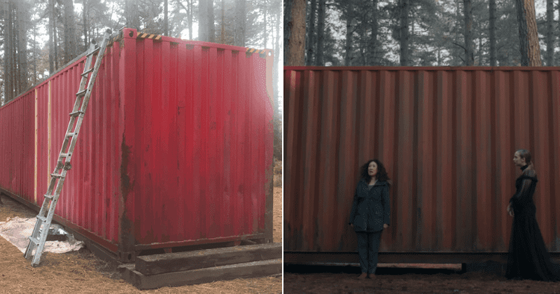 Killing Eve's Forest of Dean 'torture chamber' is up for sale and here's how you can make it all yours