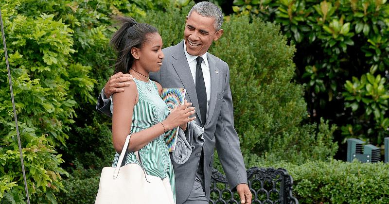 Sasha Obama is already the 'it girl' at Michigan University