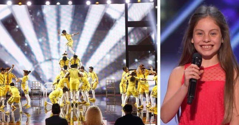 America's Got Talent' season 14 semifinals: Emanne Beasha, V