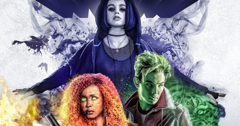 Titans Movie 2019 Poster: Beast Boy Really Wants To Meet Batman! New 'Titans' Poster