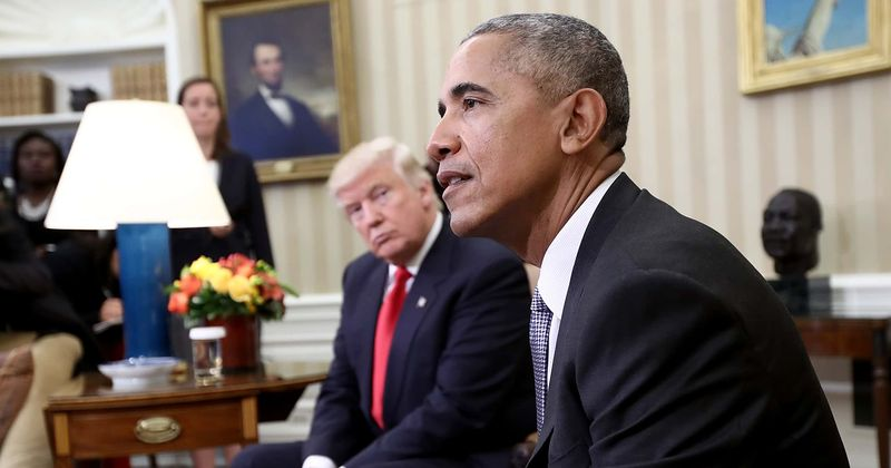 Trump wants Congress to investigate Obama family's lucrative Netflix and book deals