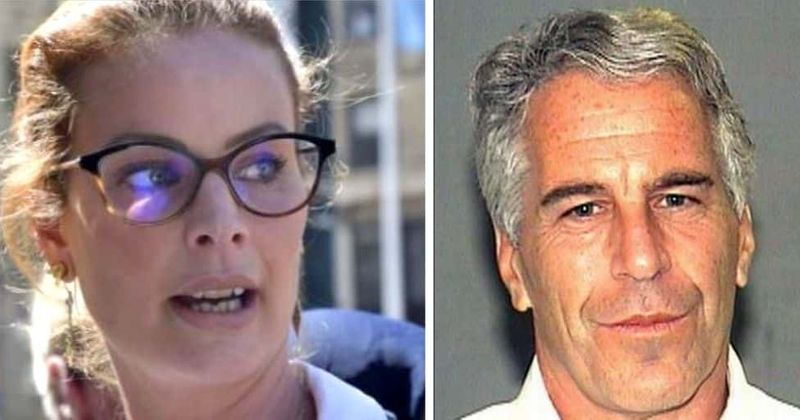 Epstein victim tried to swim across shark-infested waters to escape 'pedophile island' after being 'raped three times'