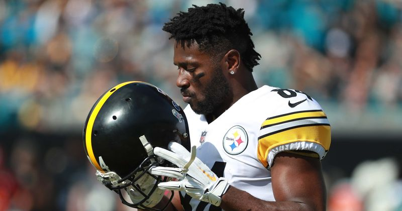 Nike drops NFL star Antonio Brown amid allegations of sexual assault against New England Patriots receiver