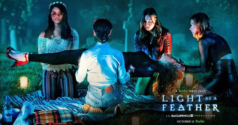 Image result for Light as a Feather Season 1