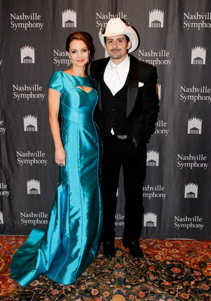Brad Paisley and Kimberly Williams-Paisley have set out to help people in need (Getty Images)