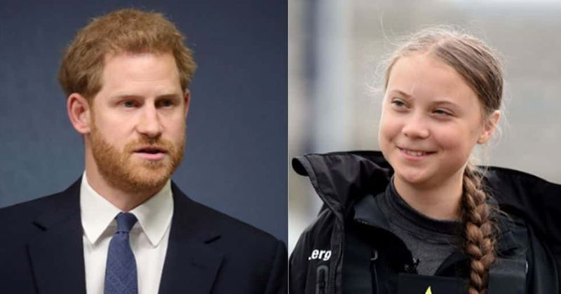 Prince Harry joins forces with Greta Thunberg, says climate change is 'a race against time which we are losing'
