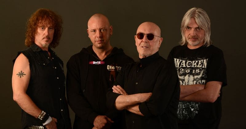 Nazareth's Pete Agnew breaks down new LP 'Tattooed On My Brain' as they celebrate 50th anniversary
