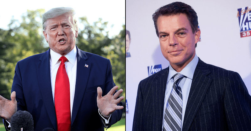 Trump mocks Fox News anchor Shepard Smith after he announces his resignation: 'Is he leaving because of bad ratings?'