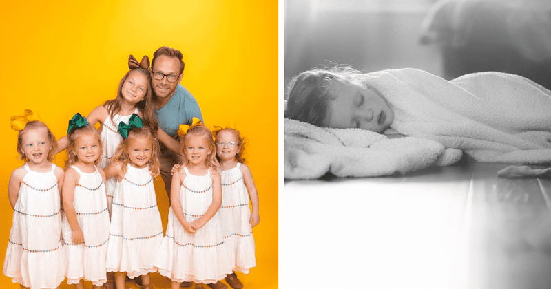 'OutDaughtered': Adam Busby shares adorable snap of Parker sleeping, reflects on how 'rest is good'