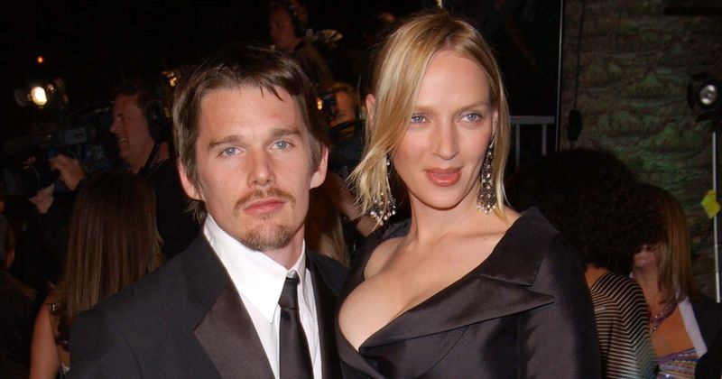 Uma Thurman And Ethan Hawkes Daughter Maya Posts Nude Video About