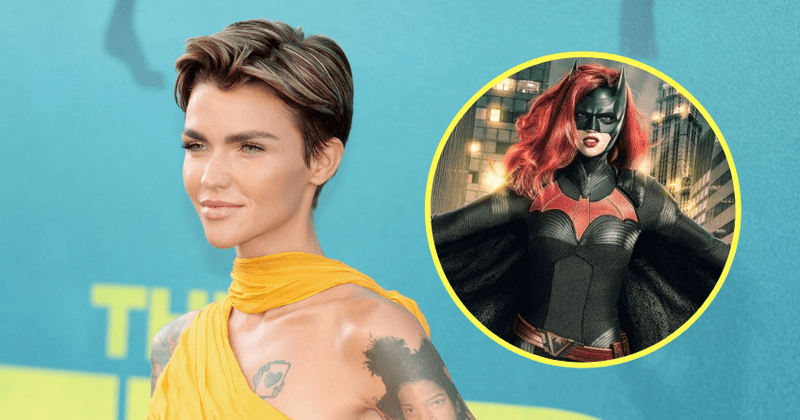 Ruby Rose as the Batwoman