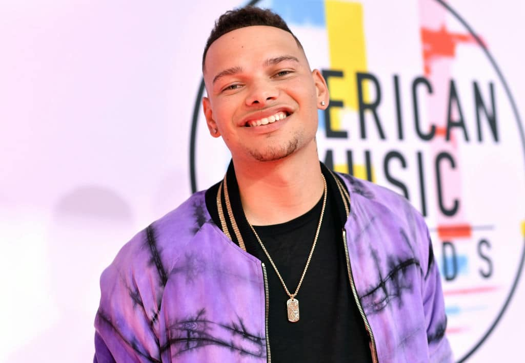 Kane Brown attends the 2018 American Music Awards at Microsoft Theater on October 9, 2018, in Los Angeles, California. (Getty Images)