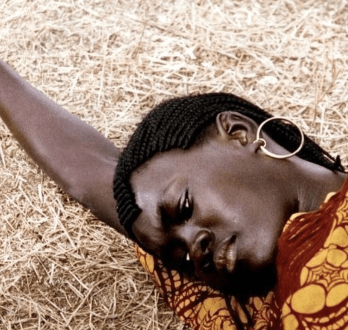 A still from 'Mossane,' a 1996 film by African filmmaking pioneer Safi Faye which won Un Certain Regard at the Cannes Film Festival that year
