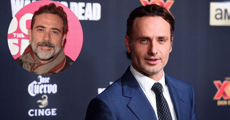 """It would have been easy for us to fall apart"": Jeffrey Dean Morgan talks about dealing with Andrew Lincoln's exit in 'The Walking Dead'"