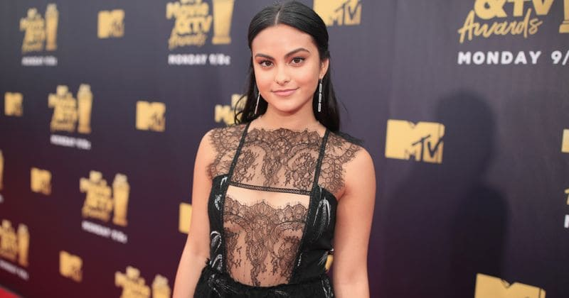 'Riverdale' star Camila Mendes explains how she turned her struggles with bulimia into something positive