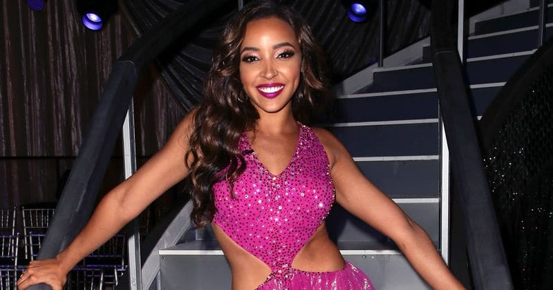 'Dancing with the Stars' season 27: Tinashe shuts down sexist troll with hilarious clapback