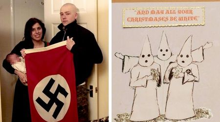 'Neo-Nazi' couple sent racist messages calling on refugees, black people to be gassed