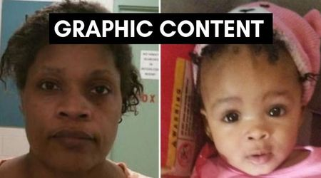 Grandmother stabs her one-year-old granddaughter and then bakes her in an oven