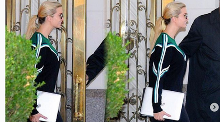 Ivanka Trump steps out in NYC wearing her own fashion label, 3 months after shutting down brand