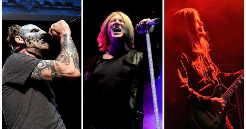 Def Leppard, Tool and Slipknot to lead line-up at 2019