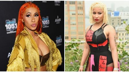 Cardi B and Nicki Minaj finally call a truce to their feud