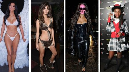 Sexy, Scary, Sweet: Stars pull out all the stops to celebrate Halloween in style